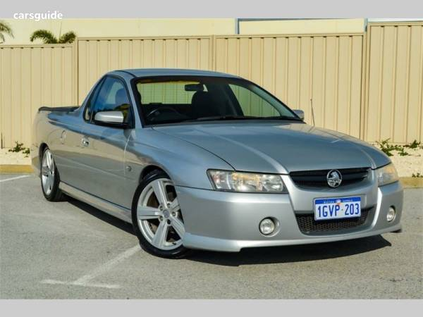 2005 Holden Commodore S For Sale $5,990 Manual Ute / Tray