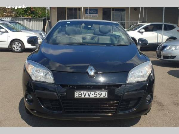 Renault Megane Convertible for Sale | carsguide