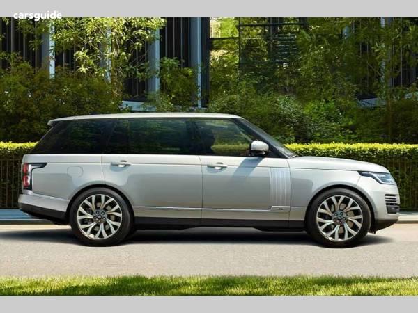 2019 Land Rover Range Rover A/Biography V8 SC LWB (386KW)