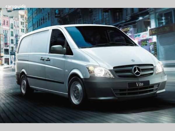 New Mercedes-Benz Vito for Sale   carsguide