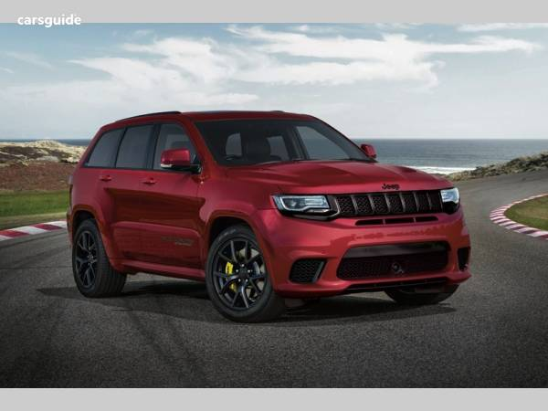 2019 Jeep Grand Cherokee Trackhawk Price >> New Jeep Grand Cherokee For Sale Carsguide