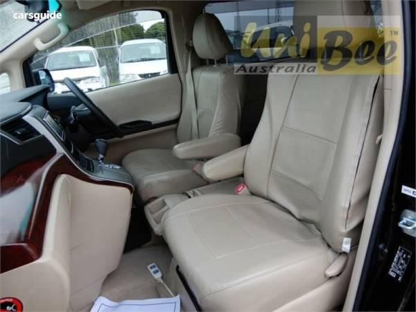 Toyota Vellfire Hybrid for Sale | carsguide