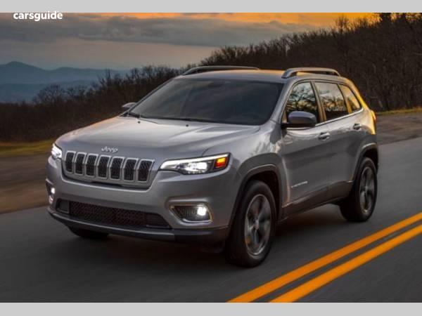 Jeep Cherokee Sport For Sale >> 2019 Jeep Cherokee Sport 4x2