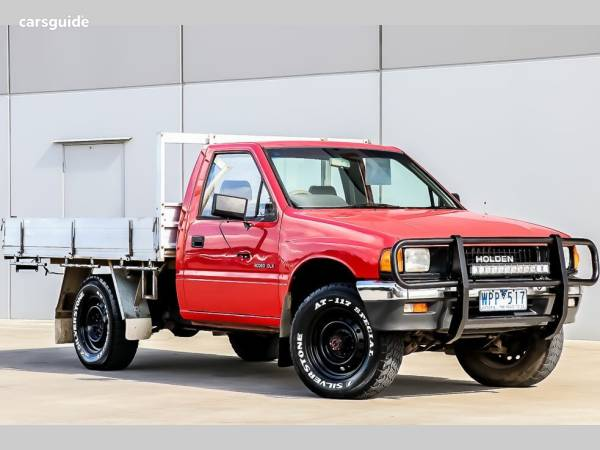 1990 Holden Rodeo DLX (4x4) For Sale $5,990 Manual Ute