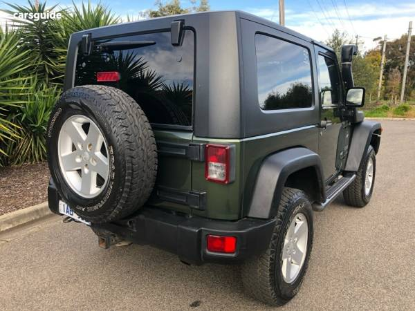 Jeep Wrangler for Sale Melbourne VIC   carsguide