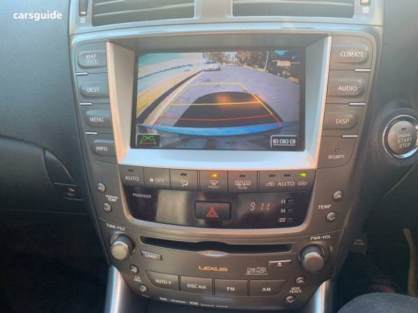 2007 Lexus IS250 Prestige