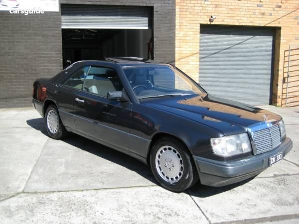 1989 Mercedes-Benz 300 CE
