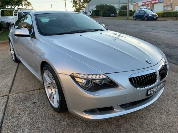 2010 Bmw 650i >> 2010 Bmw 650i For Sale 46 990 Automatic Coupe Carsguide