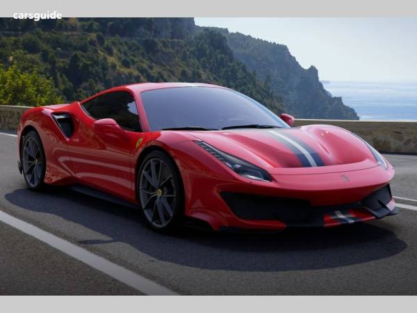 New Ferrari 488 for Sale