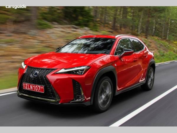 New Lexus Suv >> 2019 Lexus Ux250h F Sport Hybrid