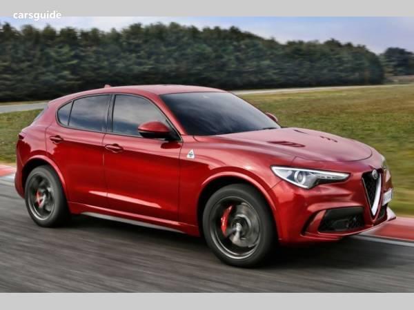 Alfa Romeo Suv >> New Alfa Romeo Stelvio For Sale Carsguide