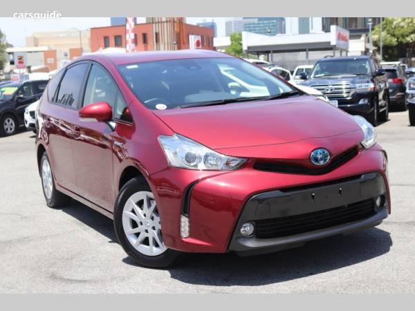 2018 Toyota Prius V >> 2018 Toyota Prius V 1 8l Hybrid P M Cvt Base For Sale