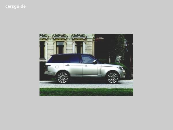 Range Rover Autobiography Price >> New Land Rover Range Rover For Sale Carsguide