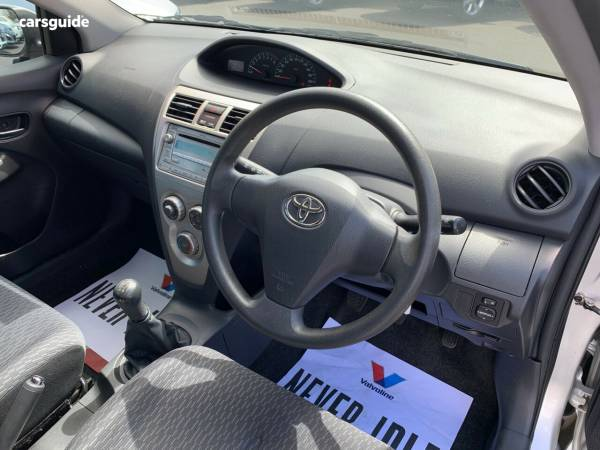 Toyota Yaris 2011 For Sale Carsguide