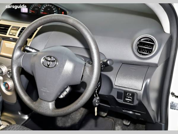 Used Toyota Yaris For Sale Melbourne Vic Carsguide