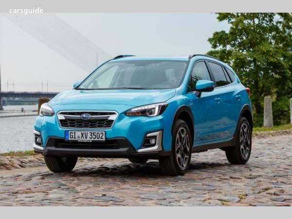 2020 Subaru Xv Hybrid For Sale 35 580 Automatic Suv Carsguide