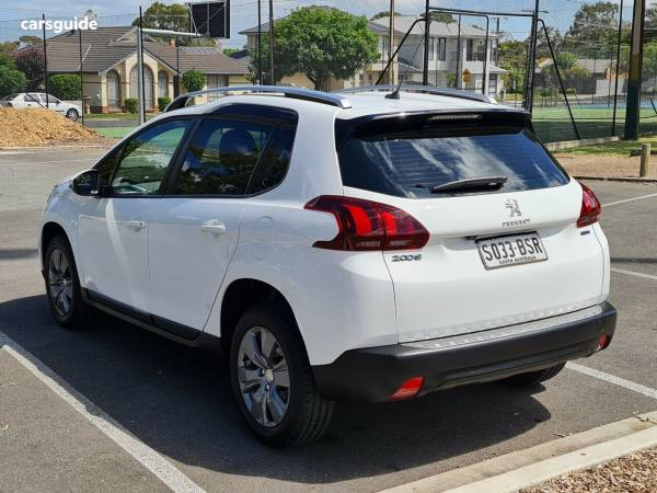 Peugeot 2008 For Sale Carsguide