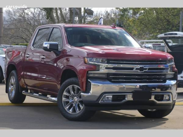 Chevrolet Silverado For Sale Perth Wa Carsguide