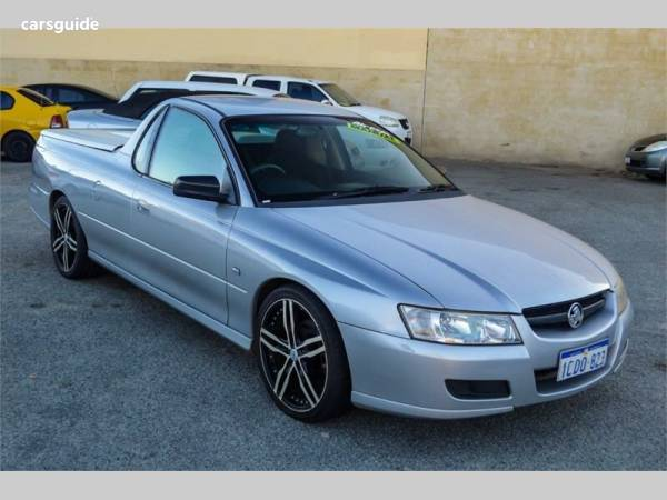 2006 Holden Commodore For Sale $5,990 Manual Ute / Tray