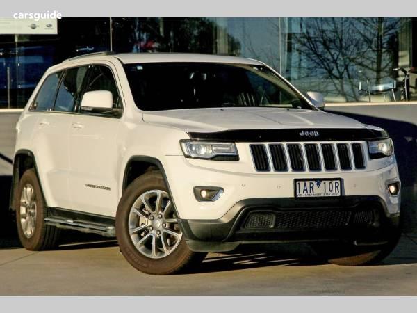 2013 Jeep Grand Cherokee Laredo (4X2)