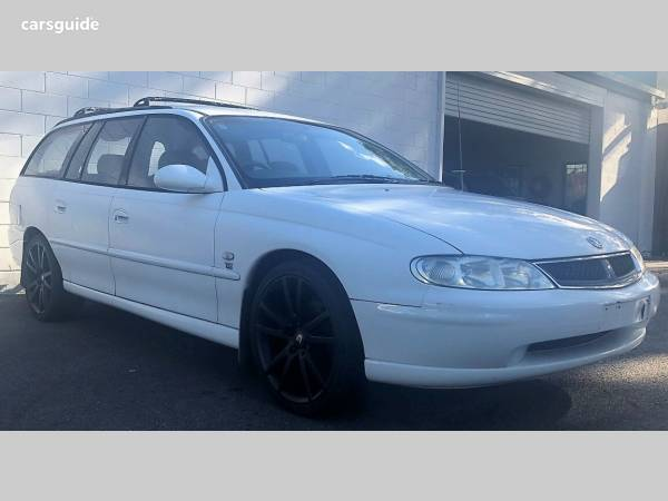 2001 Holden Commodore Berlina For Sale $1,599 Automatic