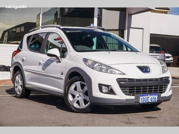 2011 Peugeot 207 Outdoor Touring For Sale $8,495 Wagon