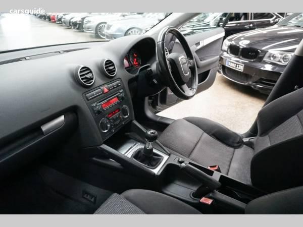 2007 Audi A3 Sportback 2 0 FSI Ambition