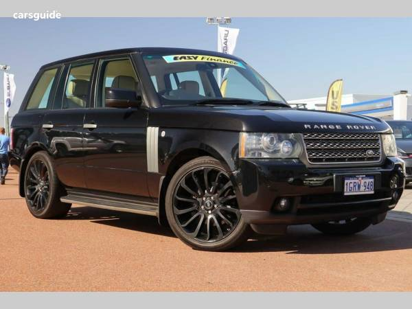 2009 Land Rover Range Rover Vogue 5 0 V8 For Sale $34,888 Automatic