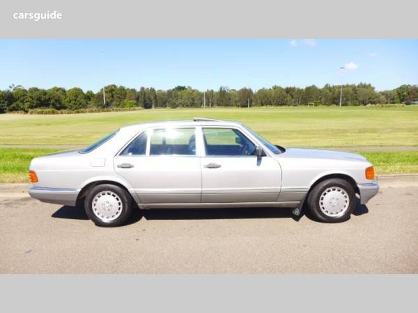 1990 Mercedes-Benz 420 SEL For Sale $25,990 Automatic Sedan