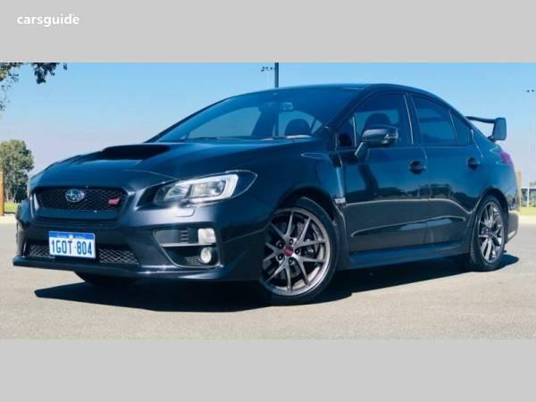 2015 Subaru Wrx Sti Manual
