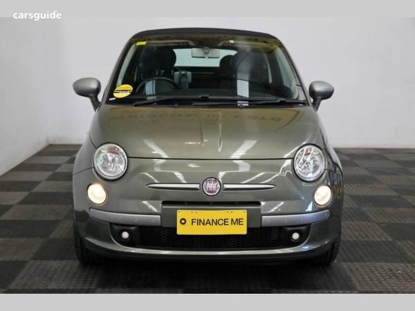 2011 Fiat 500 By Diesel