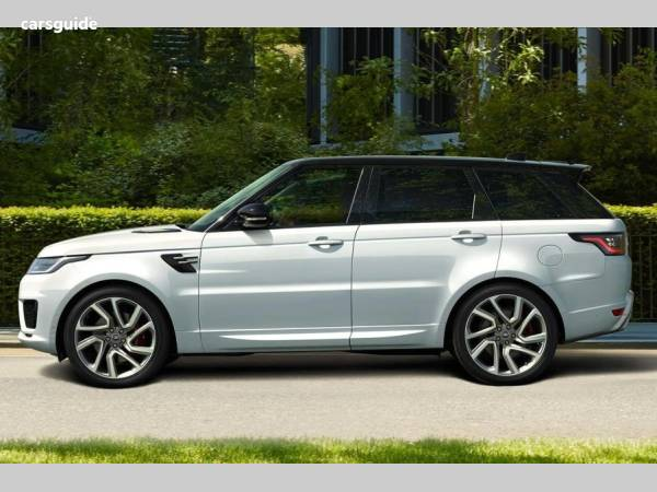 New Land Rover Range Rover Sport for Sale | carsguide
