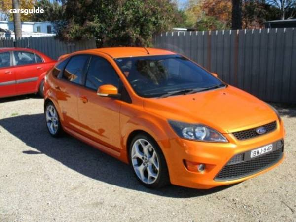 2009 Ford Focus Xr5 Turbo For Sale 13 999 Manual Hatchback Carsguide