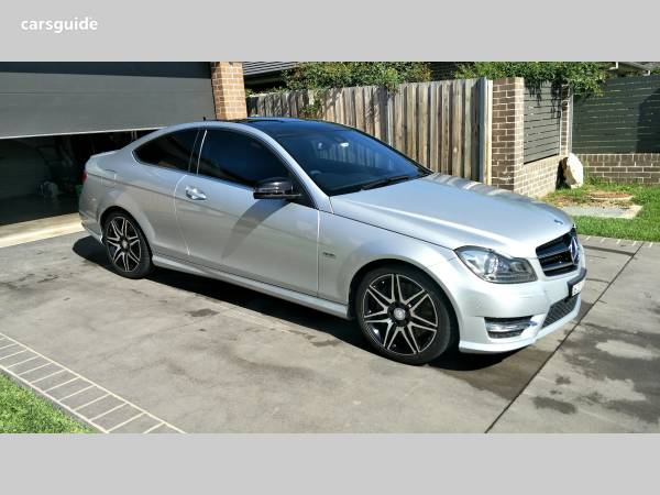 2013 Mercedes-Benz C250 BE For Sale $32,250 Automatic Coupe