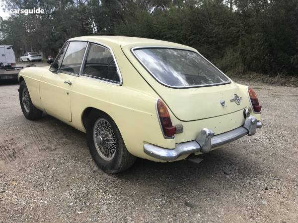 Mg Mgb for Sale Melbourne VIC | carsguide