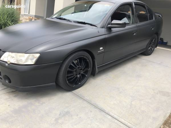 2003 Holden Commodore S