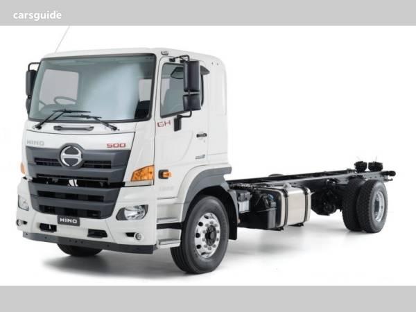 2019 Hino 500 GH1835 Xlong