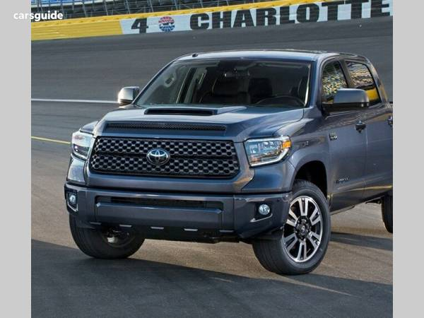 2018 Toyota Tundra TRD For Sale $128,950 Ute / Tray | carsguide