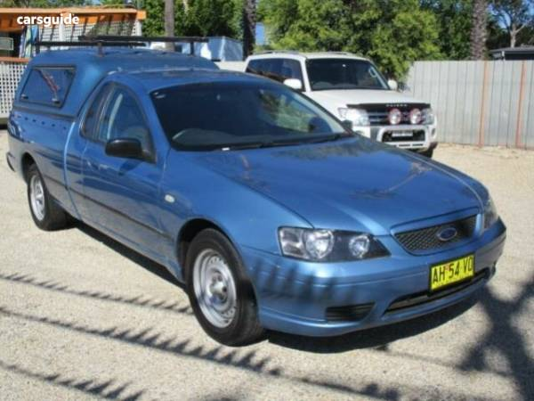 2005 Ford Falcon XL (lpg) For Sale $5,999 Automatic Ute
