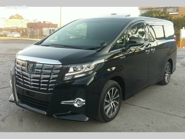 2016 Toyota Alphard For Sale $105,888 | carsguide