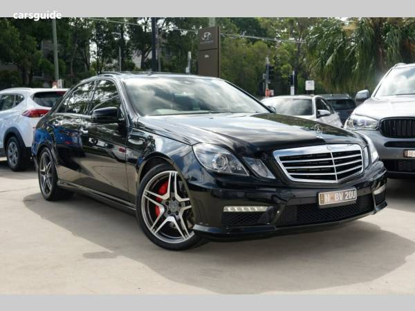 2011 Mercedes Benz E63 Amg For Sale 54 878 Automatic Sedan Carsguide