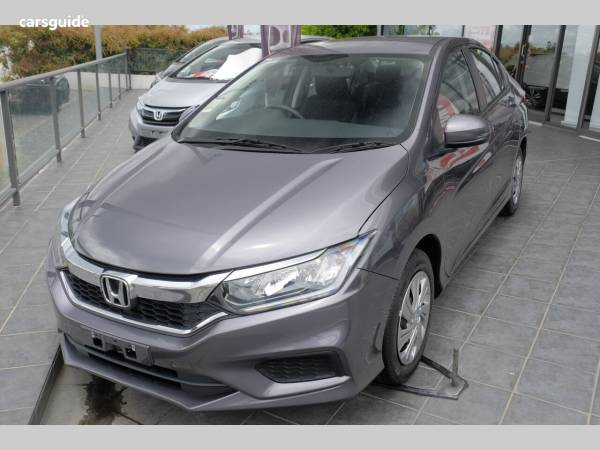 2019 Honda City Vti