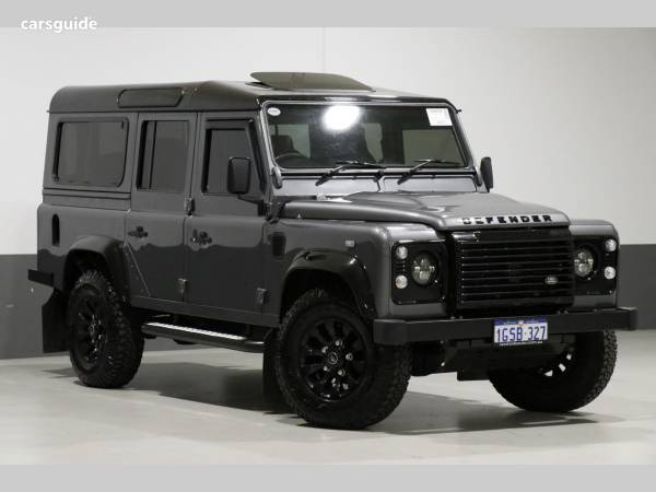 2016 Land Rover Defender 110 (4X4) For Sale $82,984 Manual SUV