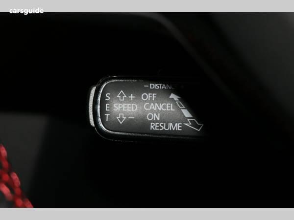 2019 Skoda Octavia RS 180 TSI