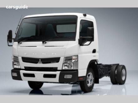 2019 Mitsubishi Fuso Canter