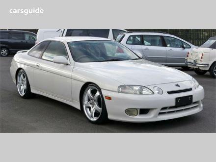 1999 Toyota Soarer