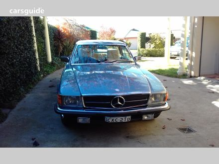 1977 Mercedes-Benz 450