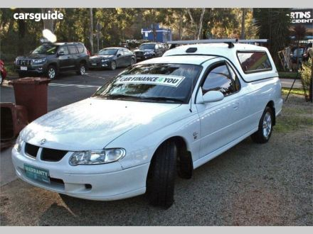 Dealer Used Holden Commodore Ute for Sale Melbourne VIC