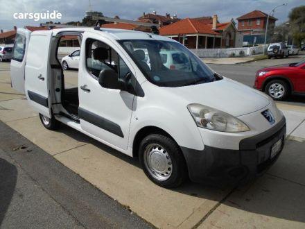2012 Peugeot Partner