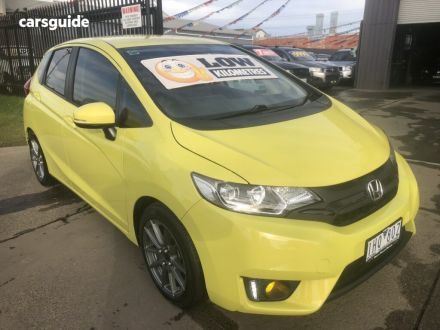 Honda Jazz For Sale Melbourne Vic Carsguide